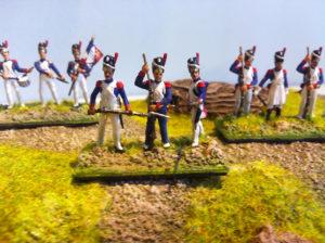 Garde Impériale à pied - Le Voltigeur