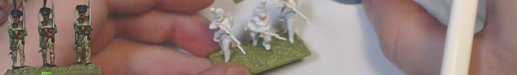 Faire une armée russe en 1/72 avec Eskice Miniature