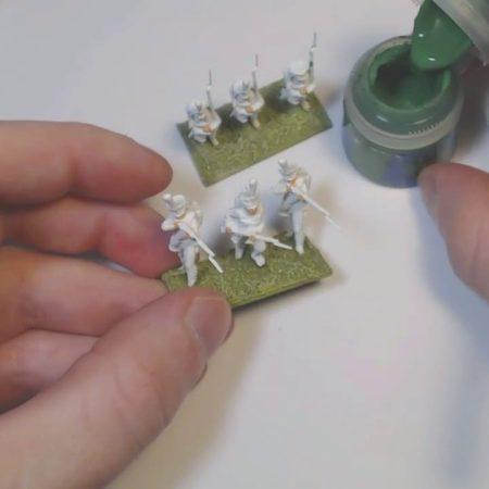 Eskice Miniature - Le voltigeur