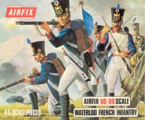 Airfix 01744Box - Le Voltigeur